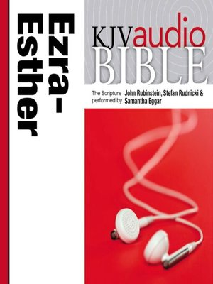 cover image of King James Version Audio Bible